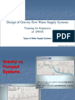 Gravity Flow Water Systems Design -Types of WSPs