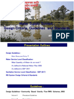 Design Criteria, Guidelines and Standards-1