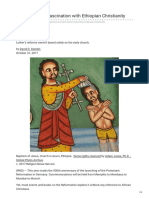 Christiancentury.org-Martin Luthers Fascination With Ethiopian Christianity
