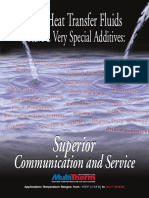 MultiTherm Heat Transfer Fluid Brochure