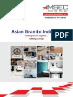 Asian Granito - AMSEC