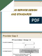 Blueprint 1 of services marketing