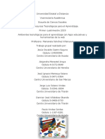 Ambientes tecnológicos para el aprendizaje con aplicaciones educativas y herramientas de la web