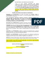 CONTRATO DE VENTA  DE VEHICULO RAFAEL ANTONIO DE JESUS .docx