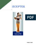 Receptek Pt