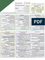 Java 8 - GC Cheatsheet
