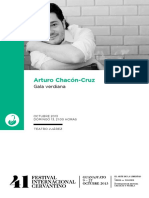 Arturo Chacon Cruz