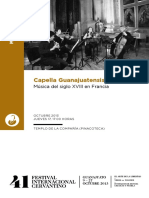 Capella Guanajuatensis