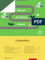 MANUAL DEL CICLISTA URBANO - CHILE