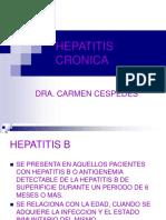 hepatit5is cronica