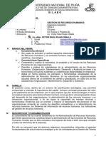 Vrojas-unp162-Gestion de Recursos Humanos
