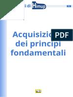 MH5 Acquisizione Dei Principi Fondamentali