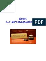Guida all'imposta di soggiorno del Comune di Pesaro