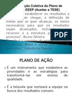 Modelo de Plano de Ação 2012