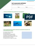 Ejemplos de Preguntas Saber 5 Ciencias Naturales 2012 v3