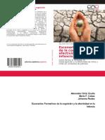 Libro Escenarios Formativos para el desarrollo afectivo y cognitivo en la primera infancia