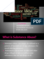 Substance Abuse [Autosaved]