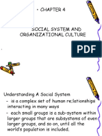 Chapter 4 - Socias System & Organizational Culture.ppt