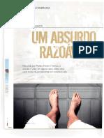 Artigo-Revista de Filosofia - Um absurdo razoável.pdf