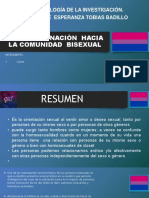 La Bisexualidad Presentaciòn.