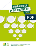 Escalating Hunger in the South East 2018   Keith Taylor MEP