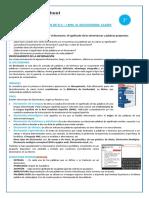 Sesión 1 de Raz-Verbal El Diccionario; Clases I Bim.