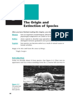 Biology - Origin of Species