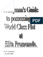 A+Layman's+Guide+to+Possession+of+a+World+Class+Flat+at+Elita
