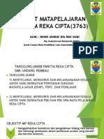TAKLIMAT MP RC 2019