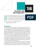 Biology - Growth and Development