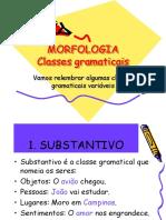 Revisão Da Classes de Palavras 7 Ano