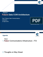 Future Comunication Infrastructure Ectl