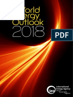 IEA World Energy Outlook 2018