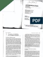 Malinowski - El Grupo y El Individuo en El Análisis Funcional