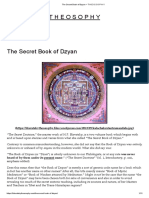 The Secret Book of Dzyan – Theosophy