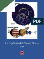 La Hipótesis Del Planeta Nueve