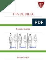 Tips de Dieta