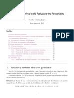 Notas Seminario Aplicaciones
