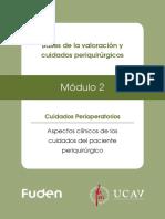 Cuidados periquirúrgicos Modulo 02
