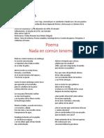 Claudia Lars Poema