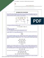 Projetos Tecnológicos - Circuitos Práticos - Multivibrador Astável 1