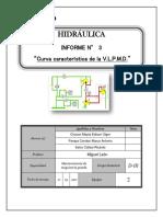 Laboratorio 03 de Hidraulica