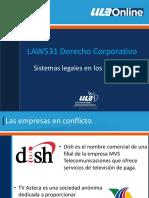 LAW531 S1 Sistemas Legales Negocios RF