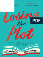 Losing the Plot Chapter Sampler
