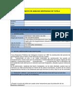 Analisis Sentencia t 406 92