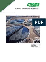 Problema de Aguas Andinas Con La Farfana