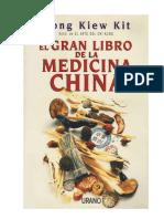 Kiew Kit Wong - Libro de La Medicina China