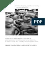Prereport on Poverty