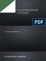 1 Investigación Desafíos Evangelisticos Actuales