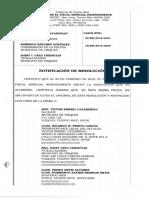 Resolución del PFEI - 26 de febrero de 2019